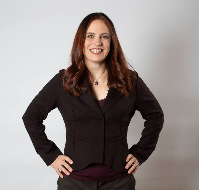 Photo of Allison Kessler, Canadian web designer