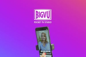 Blog post about BigVU Pocket TV Studio